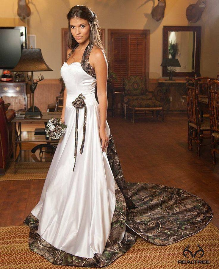Amazing Realtree Camo Wedding Dresses Wedding and Bridal Inspiration