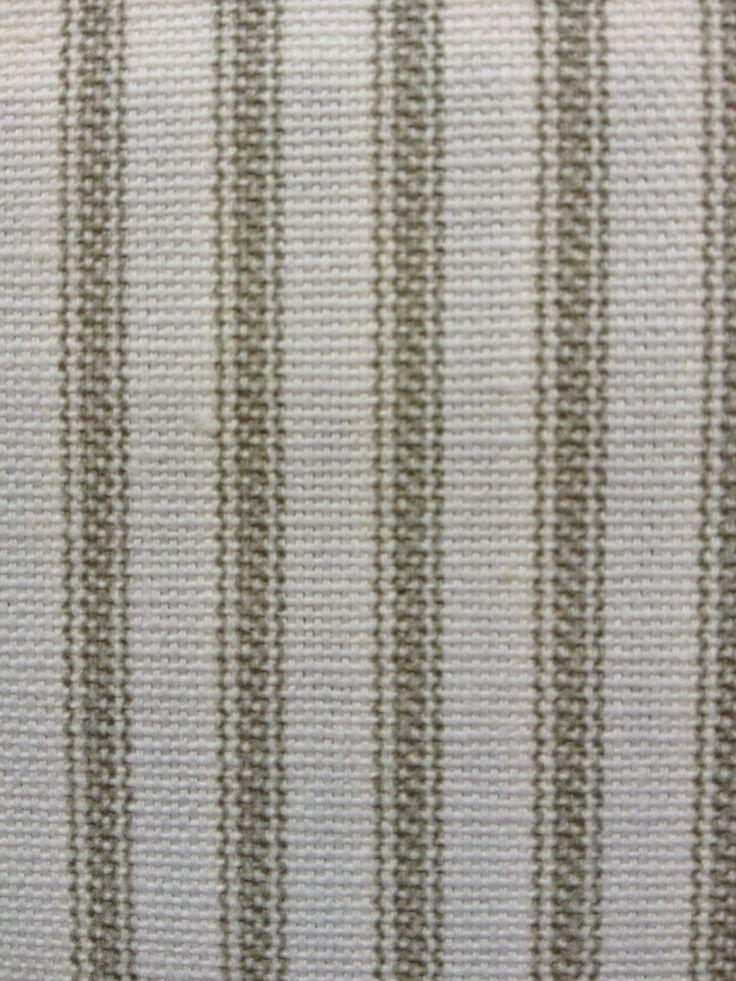 fabric strip ticking