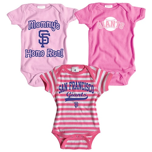 San Francisco Giants!Detroit Tigers, Little Girls, Pack Girls, Creepers Sets, San Francisco Giants, Louis Cardinals, Baby Girls, Girls Mommy'S, Boston Red Sox