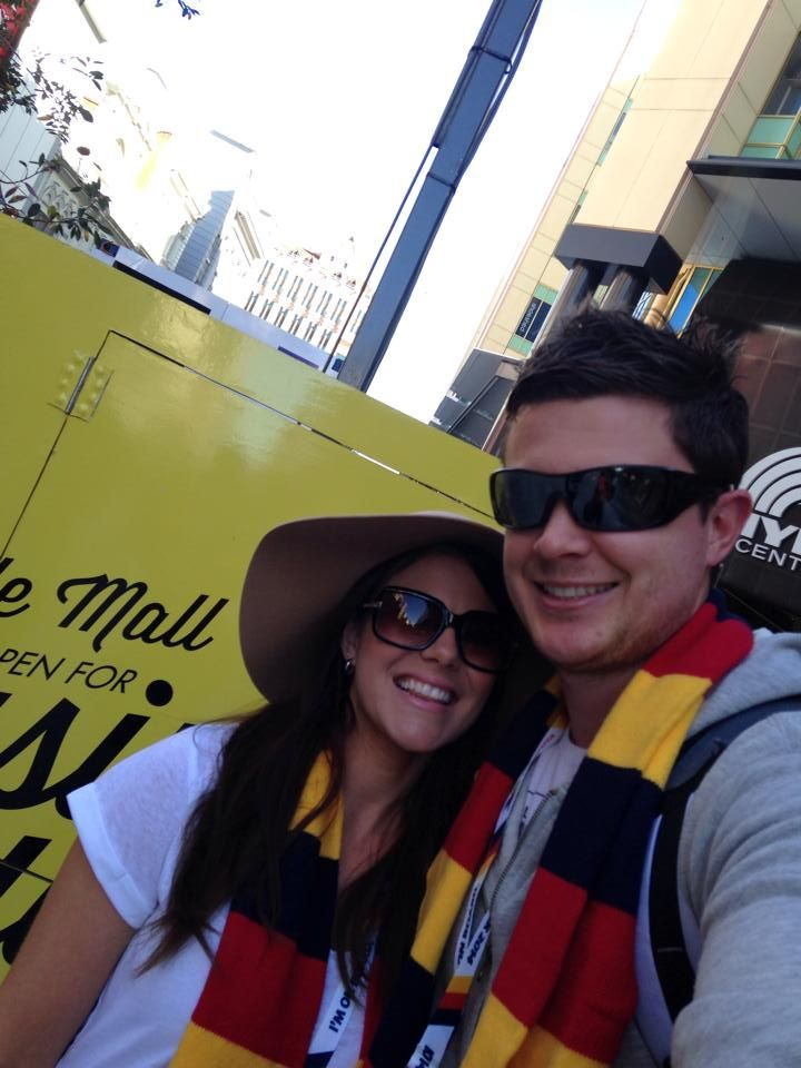 AFL Season 2015 | #fashion #rundlemall #adelaidecrows | LIVEBELIEVERELAX.COM