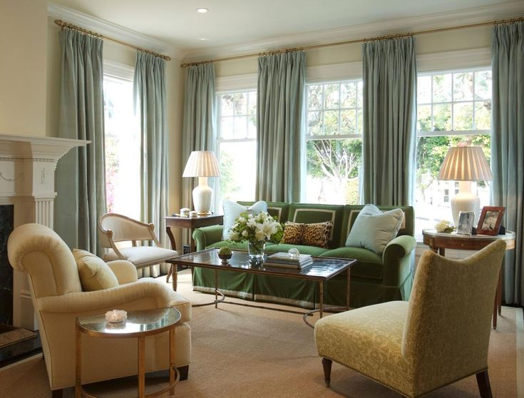45 best Curtains for Living Room images on Pinterest