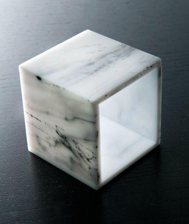 Hannah Jewett   Marble Cube Bracelet