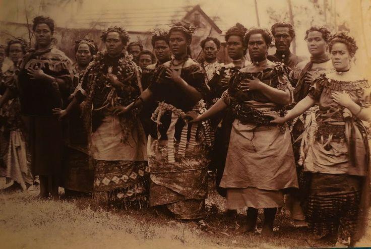 Tonga History and Culture   Tongan History of the Lakalaka   Siosefa Lakalaka
