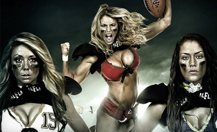 ABBOTSFORD, BC - Lingerie Football League Canada – Abbotsford Entertainment & Sports Centre  Lingerie Football League Game for One or Four on Saturday, August 25, at 8 p.m. (Up to 68% Off)- been to a game