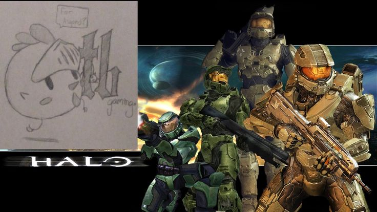 Halo Master Chief Collection Let's Play 10: H:CE Assault on Control Room...