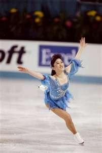 Kristi Yamaguchi - 1992 Olympic Champion