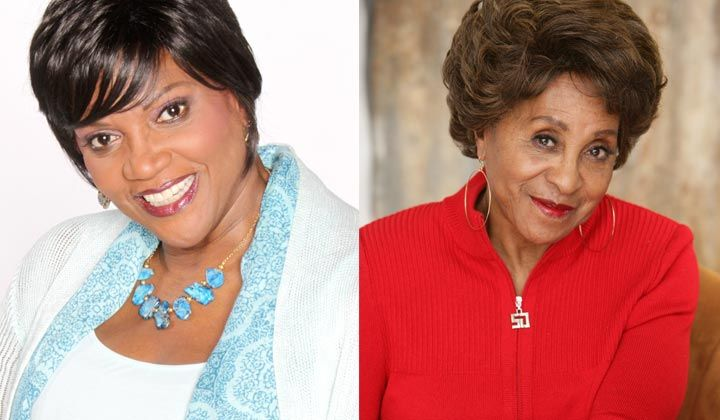 The Bold and the Beautiful's Anna Maria Horsford (Vivienne Avant) and Passions' Marla Gibbs (ex-Aunt Irma) have been cast in the ABC comedy pilot Jalen vs. Everybody.