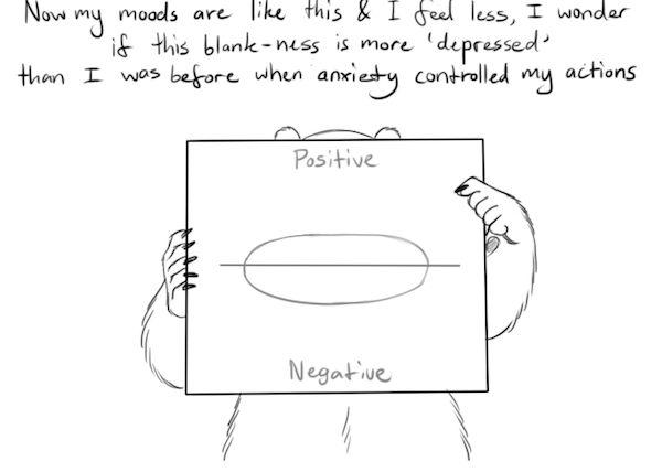 """The Bear Minimum"": Σειρά κόμικ αναδεικνύει προβλήματα ψυχικής υγείας"