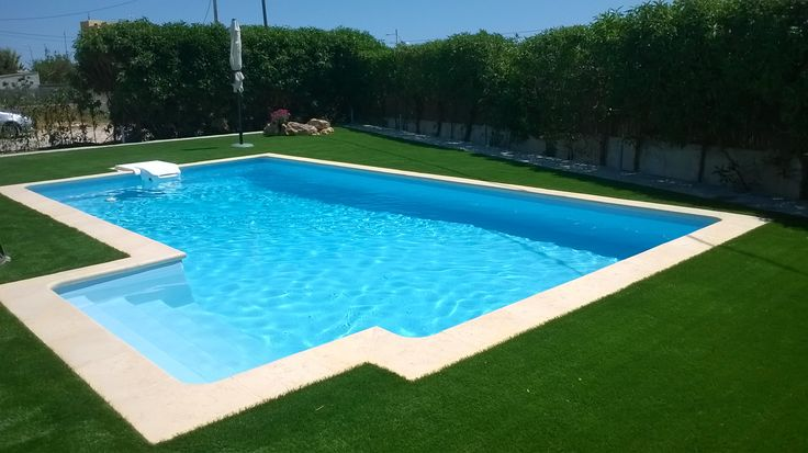 17 best images about desjoyaux piscinas on pinterest for Piscine hors sol ibiza