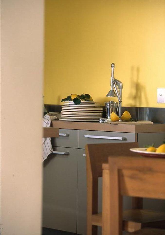 Deco Couleur Jaune Moutarde Blog Deco En 2020 Cuisines Deco