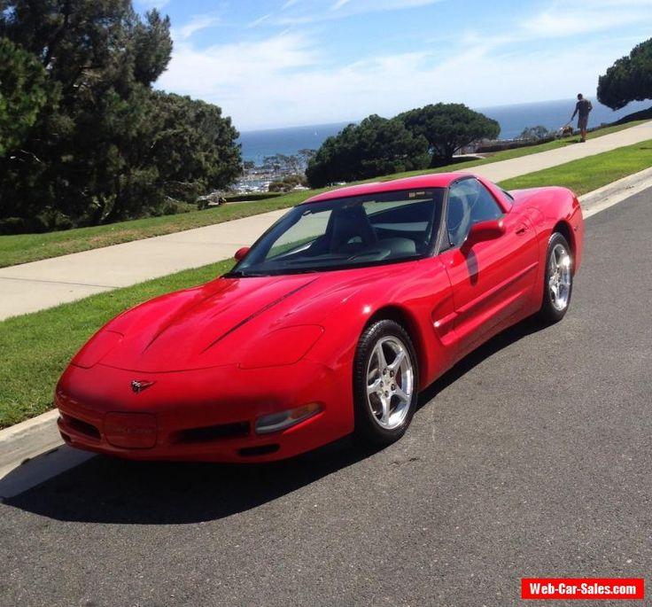 2002 Chevrolet Corvette Base Coupe 2-Door #chevrolet #corvette #forsale #unitedstates