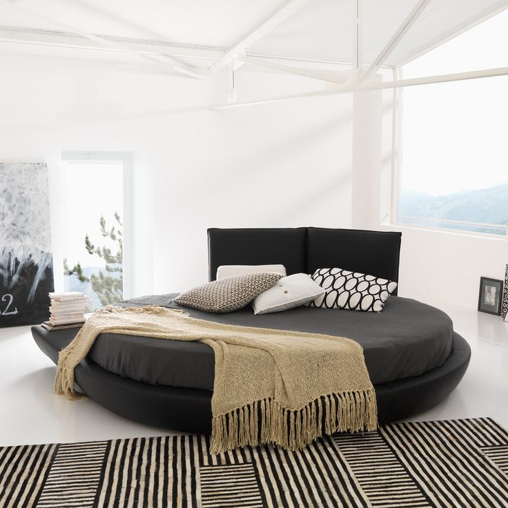 80 best Round Beds images on Pinterest | Round beds, Master ...