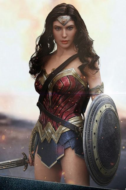 """#WonderWoman """"I often think that there is a Wonder Woman in every woman, may she be Mother or Wife or Sister or Daughter. When the time is right, this inner Wonder Woman emerges to ensure: Dignity, Fairness, Justice and Respect."""" - Deodatta V. Shenai-Khatkhate"""