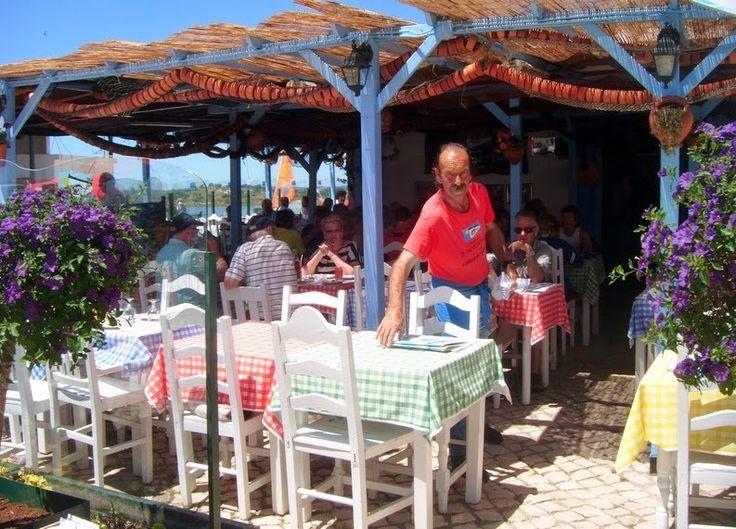 al Algarve conmigo: Zé Morgadinho, comer en Alvor