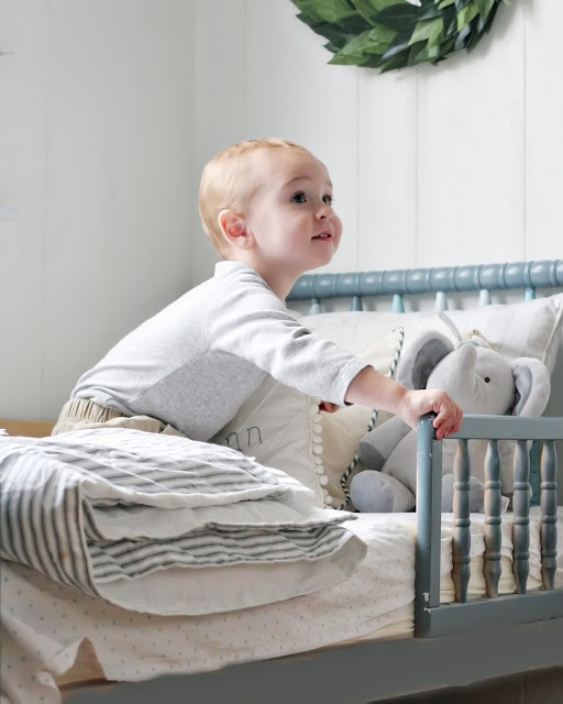 """""""Jenny lind style"""" toddler bed!"""