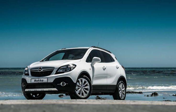 2017 Opel Mokka overview