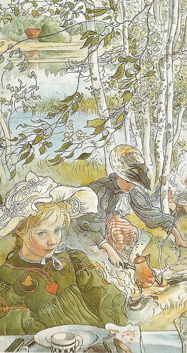 Carl Larsson one of my all time favorites!