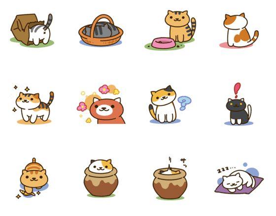 Neko Atsume: Kitty Collector on the App Store