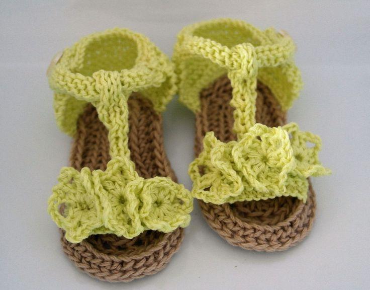 29 besten Baby Shoes Bilder auf Pinterest | Babysandalen, Babys und ...