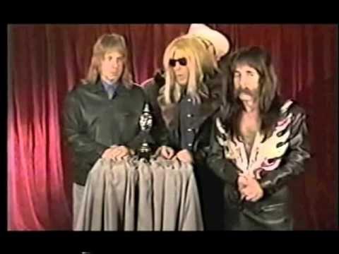 EELS - Spinal Tap tries to steal EELS 1998 BRIT Award
