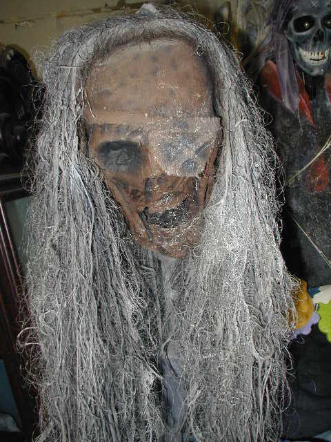 halloween monster mud