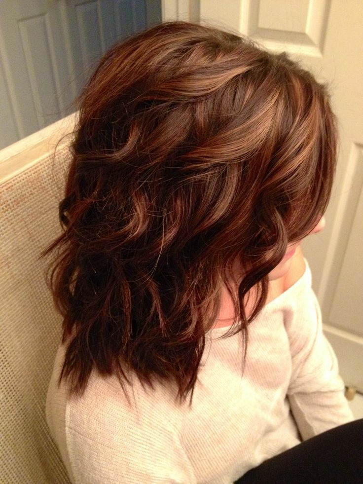 Hair color and highlights!