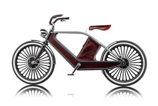 Cykno bicicleta eléctrica