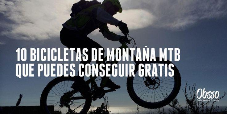 10 bicicletas de montaña MTB de segunda mano que puedes conseguir gratis