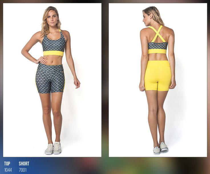 KSL Fitness > Moda Fitness - Coleção Verão 2016