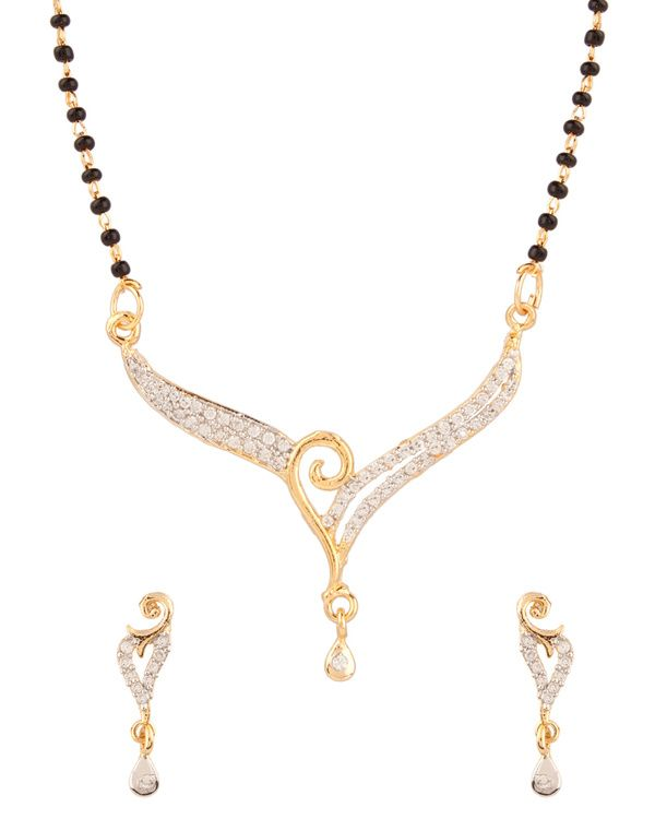 22 best images about Mangalsutra on Pinterest | Peacocks ...