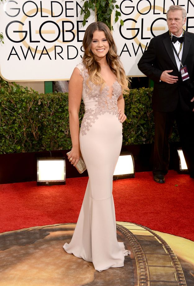 Sosie Bacon | Fashion On The 2014 Golden Globes Red Carpet - Sick Body!