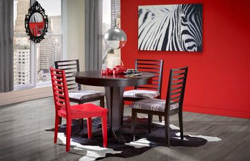 Gourmet Collection - transitional - Dining Sets - Other Metro - Canadel Furniture Inc.