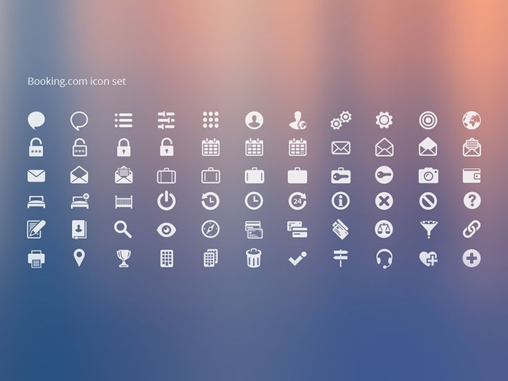 Some icons from the B. icon set. Check the 2x size ;)