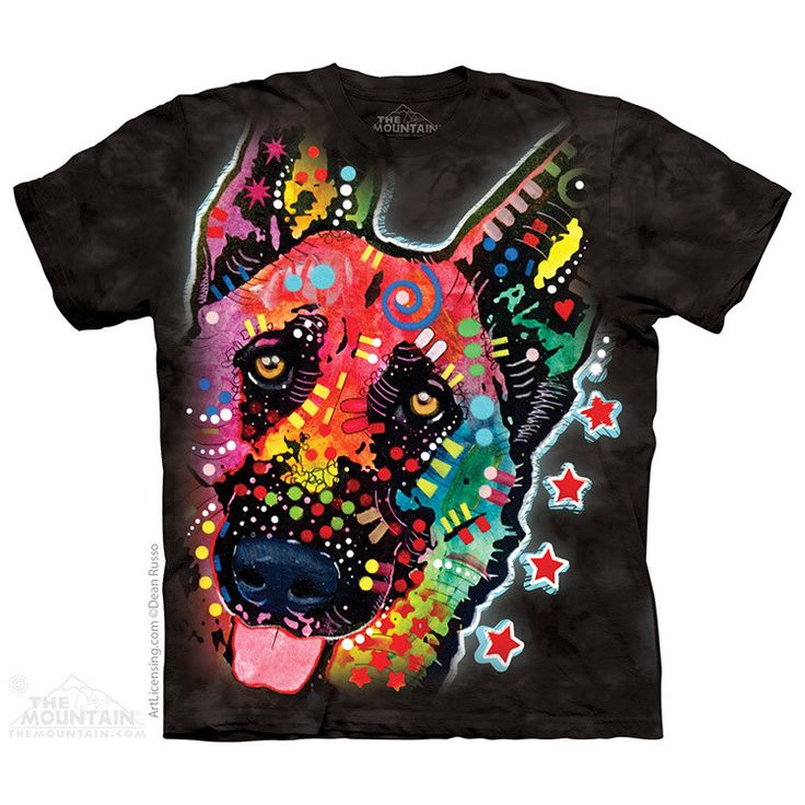 17 best ideas about black german shepard on pinterest for 4 color process t shirt printing