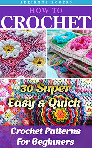 , Crochet books, Crochet for beginners, Crochet for Dummies) (Crochet ...
