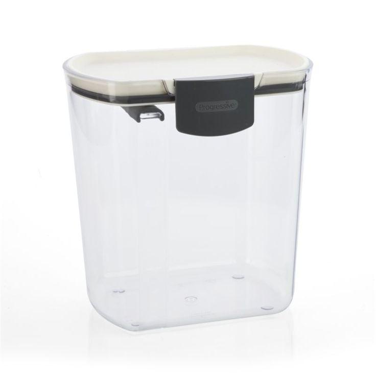 Progressive Prokeeper 1 4 Qt Powdered Sugar Storage Container Reviews Crate And Barrel Sugar Storage Food Storage Containers Crate Barrel