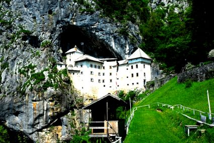 Predjanna Castle / Karts / Slovenia