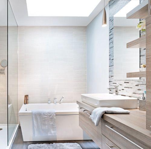 Les 25 meilleures id es de la cat gorie disposition de - Configuration salle de bain ...