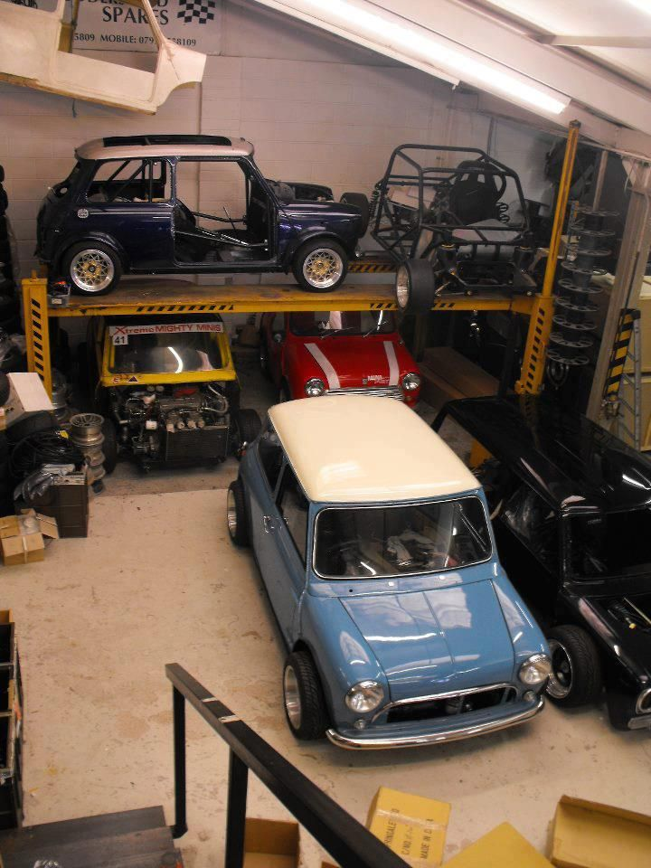 ..._Mini dream garage