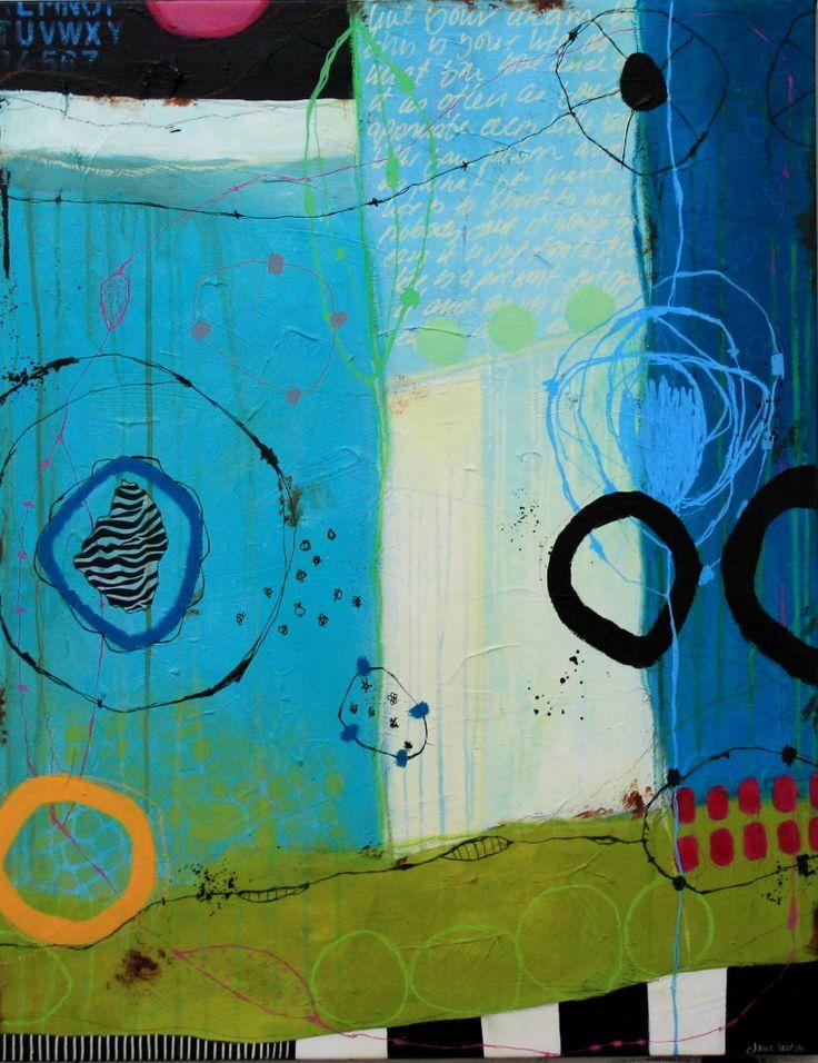 art, 70x90 cm, jannejacobsen.com