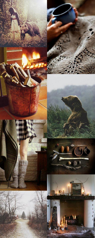 The Bohemian Collective: LUNAR ANIMALS - BEAR MEDICINE