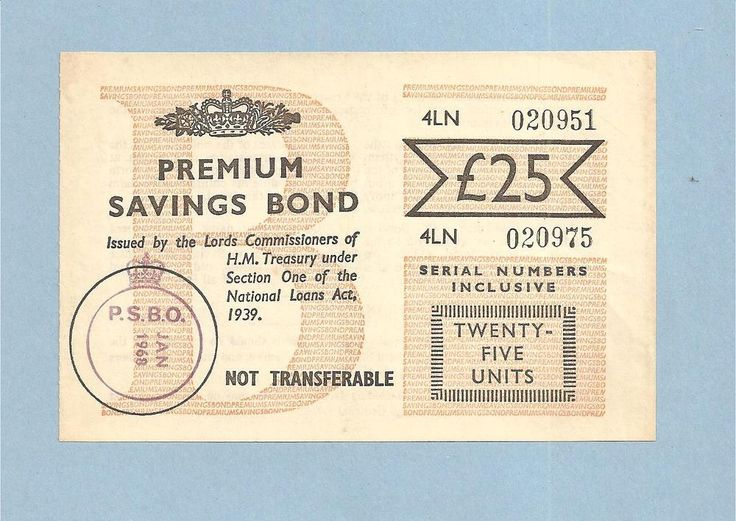 premium bonds - photo #14