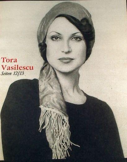 Tora Vasilescu