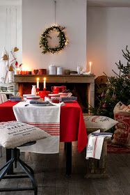 Daily Dream Decor: Traditional Christmas glam
