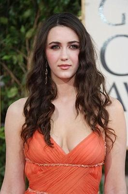Long Curly Hairstyles Madeline Zima