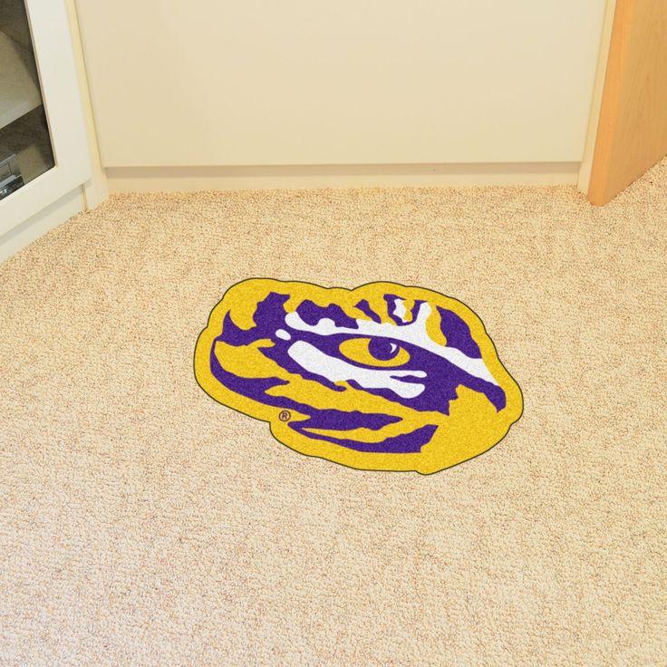 LSU Mascot Mat