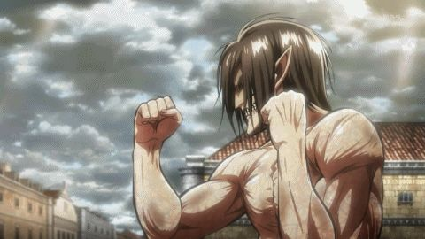 If you look at the fighting throughout Titan, it's pretty clear that Isayama is a big MMA fan.