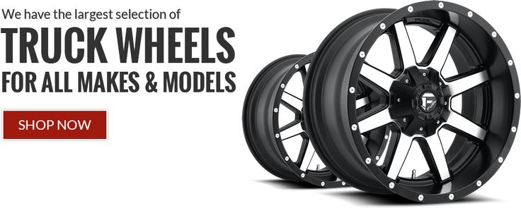 Truck Wheels | Wholesale Wheel and Tire | Truck & SUV Rims