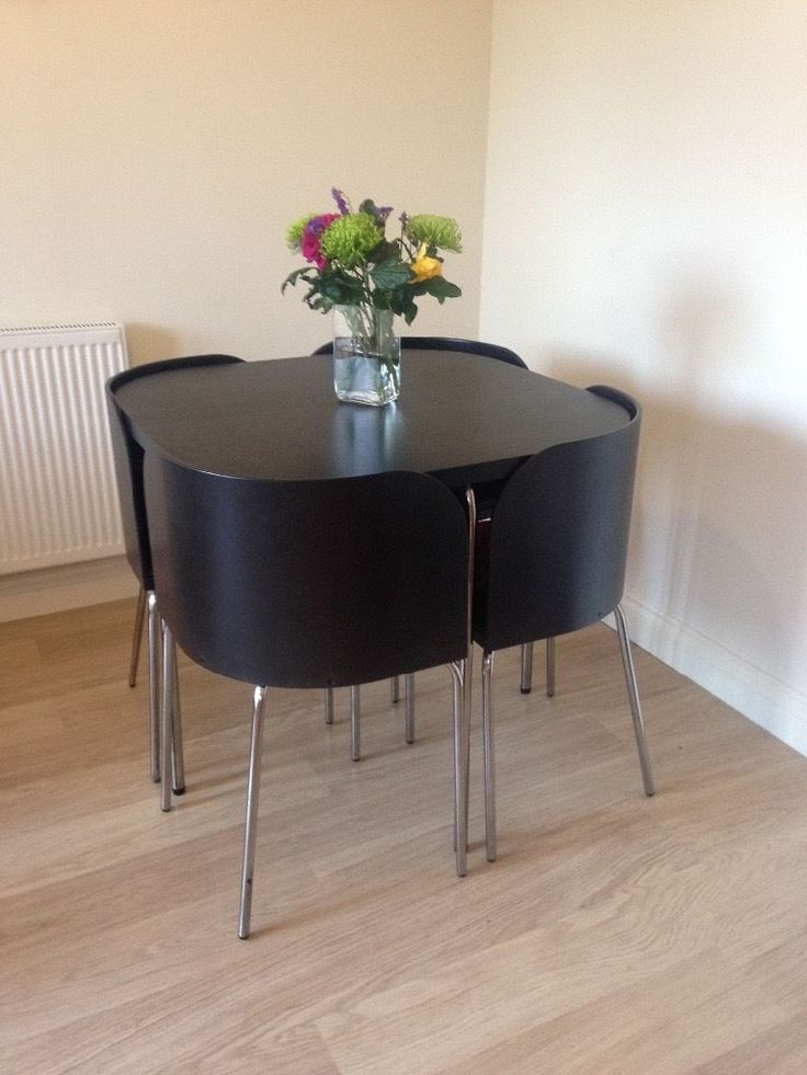 Best 25 Space Saver Dining Table Ideas On Pinterest  Space Saver Gorgeous Space Saver Dining Room Table 2018