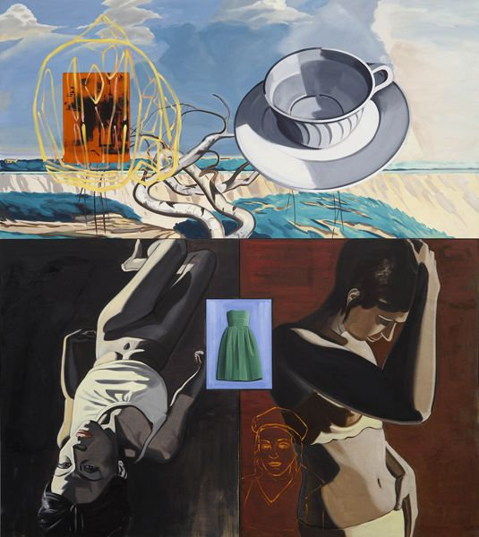 47 best david salle images on Pinterest | Contemporary art, Room and ...